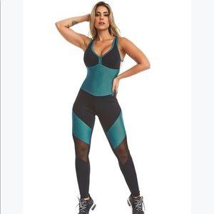NWT Caju Brasil jump suit size medium